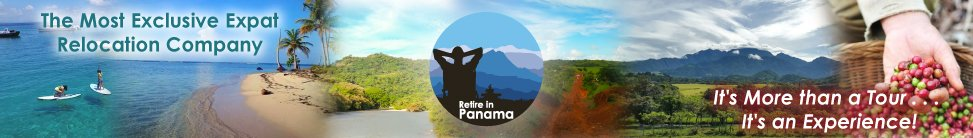 Retire in Panama Tours Banner