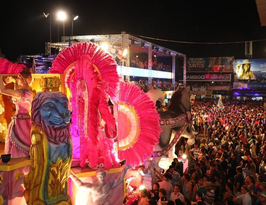 Carnival in Panama, it's All About Music, Dancing, Costumes, and of Course, Getting Wet!