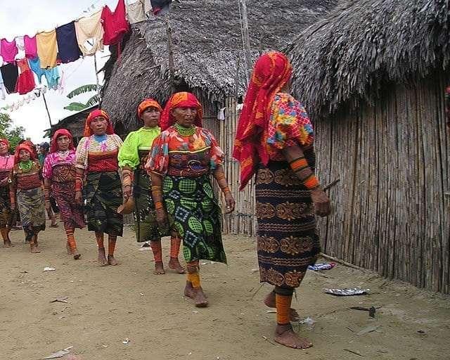 The Kuna People of the San Blas Islands