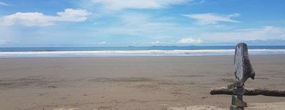 Las Lajas Beach, Panama
