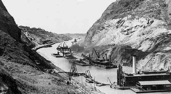 A History of the Panama Canal